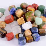 230g Mixed Tumbled Stones for Healing