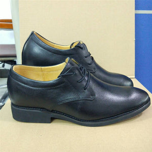 Leg length discrepancy shoes for right foot increasing 4 cm