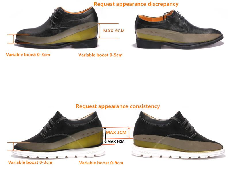 LLD_shoes request appearance dicrepancy or consistency