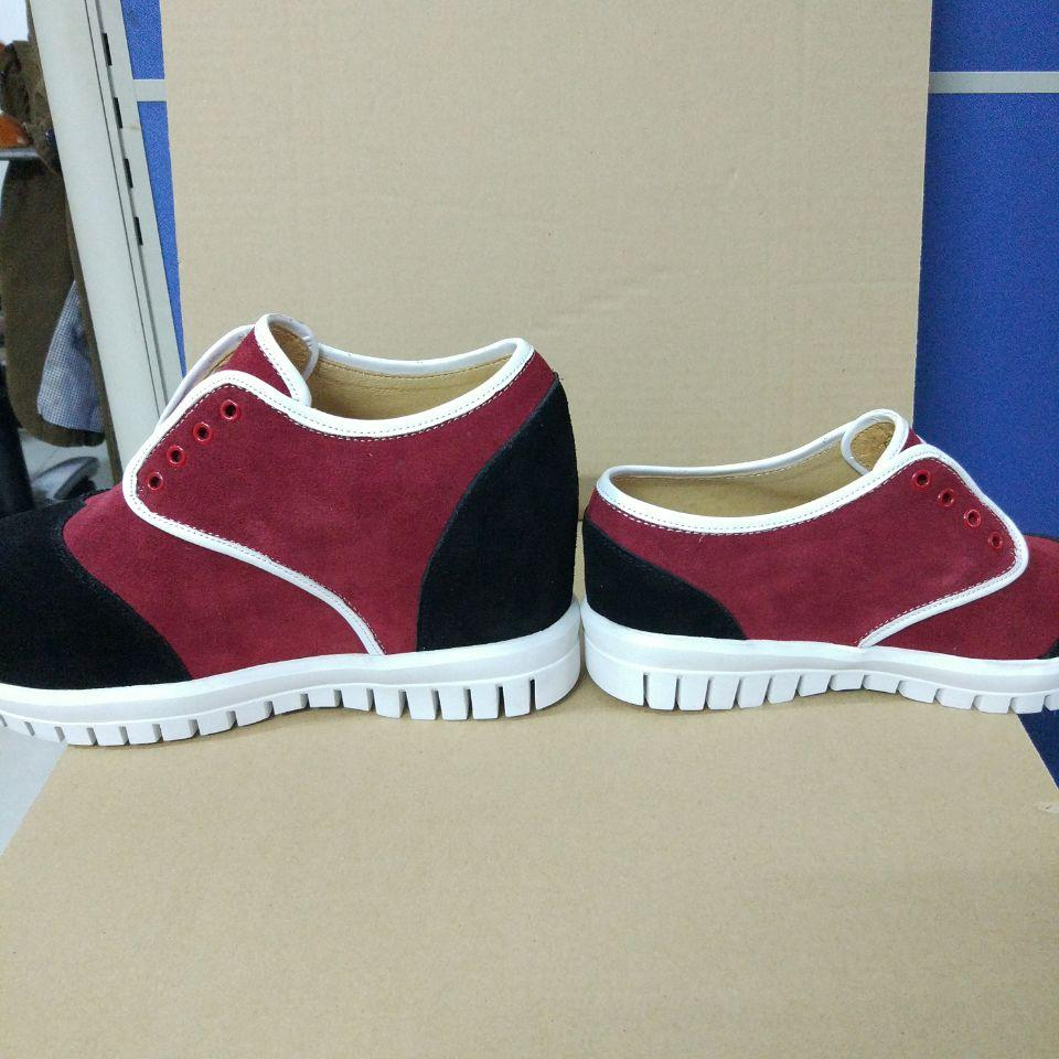 LLD shoes red