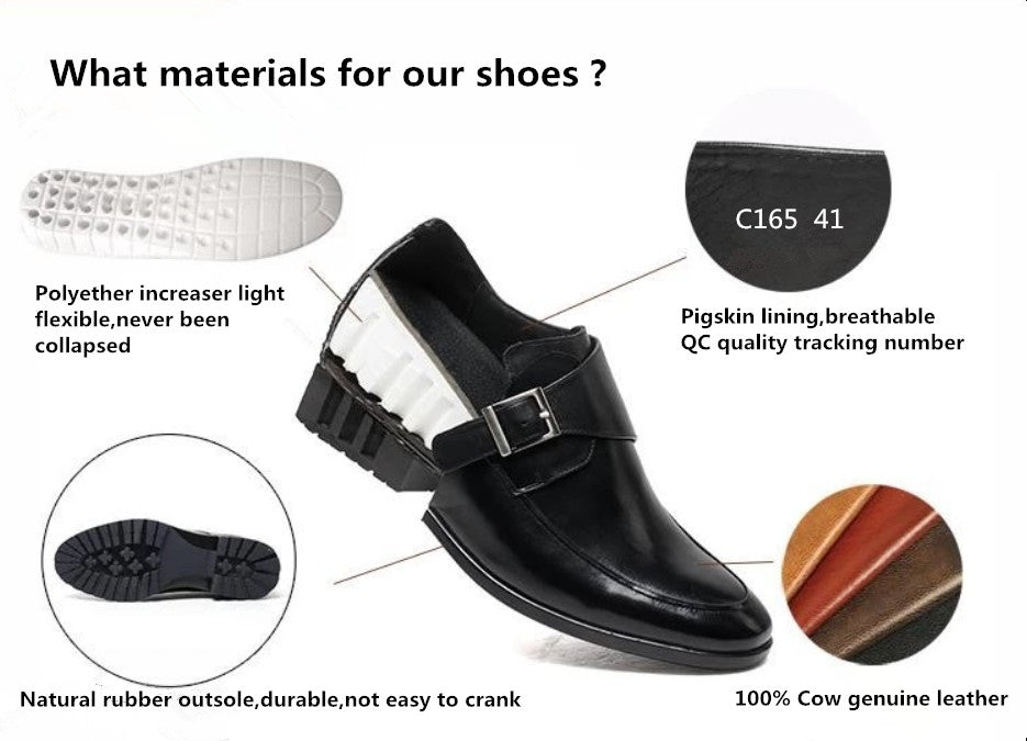 shoes material