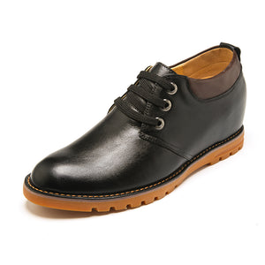 Hot sale New arrival fashion men's dress shoes with genuine leather