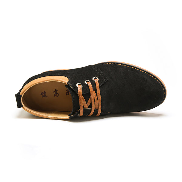 Comfortable Cow Leather Shoes For man