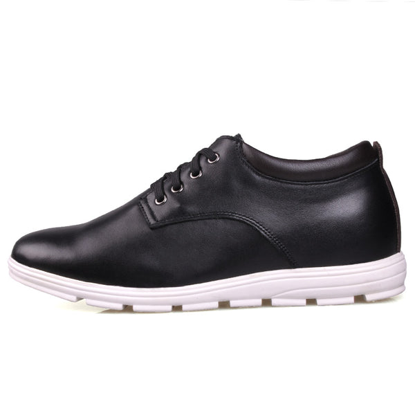 JGL New arrival fashion casual best height increasing shoes for men
