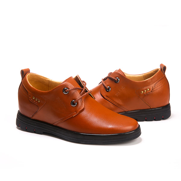 JGL Customize Formal stylish mens leather elevator dress shoes online