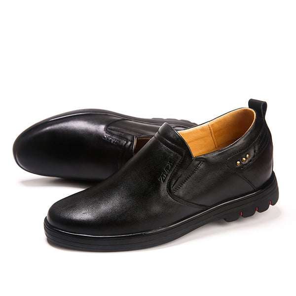 JGL Build your own oxford leather stylish elevator shoes for men