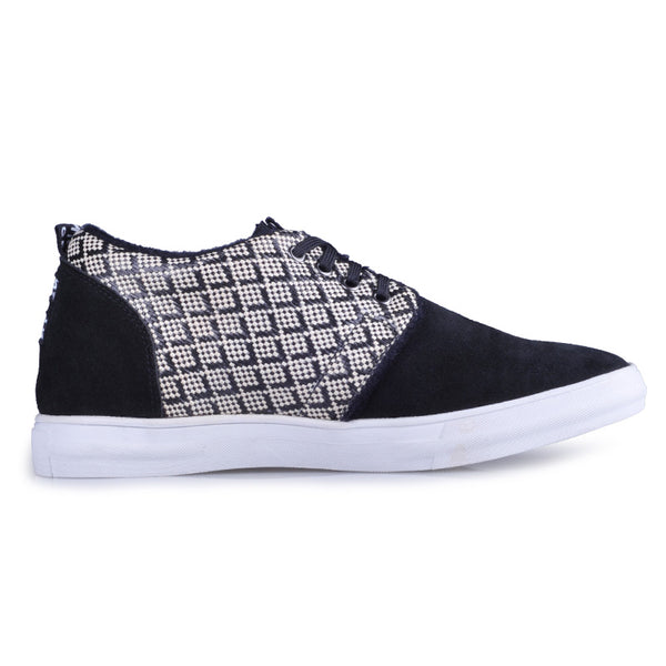 Men's trendy good quality casual elevator shoes