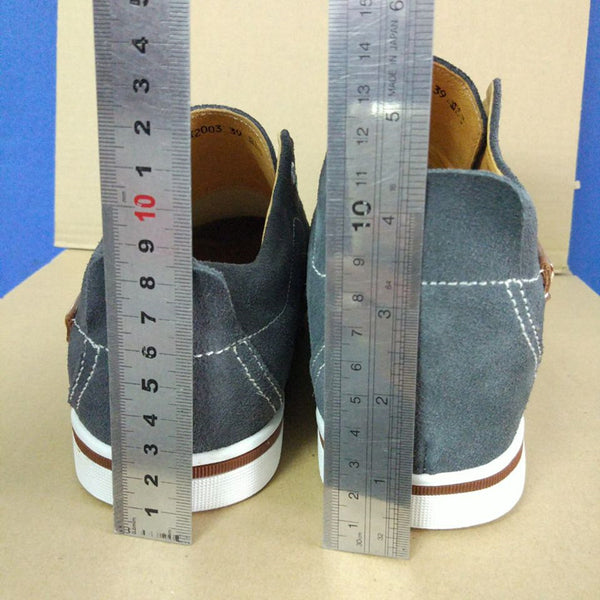 Special leg length discrepancy shoes for shorter leg