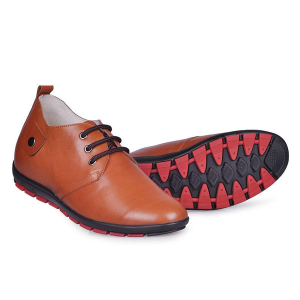 Limb Length Discrepancy Shoes With Wool Lining Or Pigskin Lining