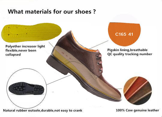 LLD shoes material