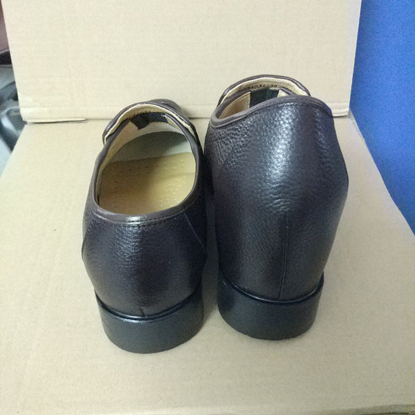 Genuine Leather leg length discrepancy shoes Orthopedic Shoes