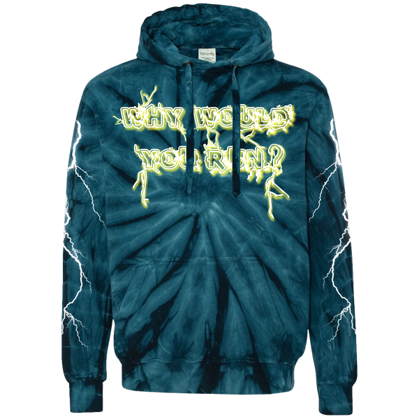 Electric Pullover Hoodie