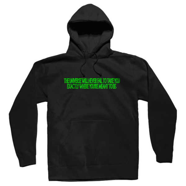 TRUST THE UNIVERSE TOUR HOODIE
