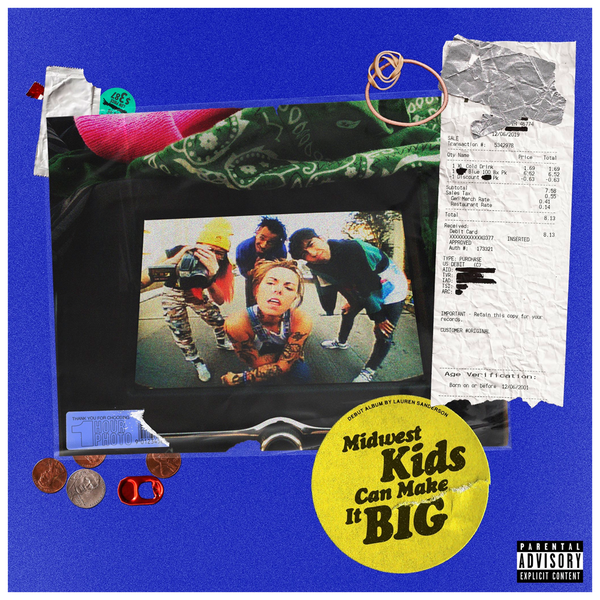 MIDWEST KIDS CAN MAKE IT BIG DIGITAL ALBUM