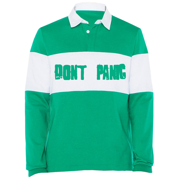 Don't Panic Rugby Polo