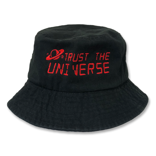 Trust The Universe Bucket Hat