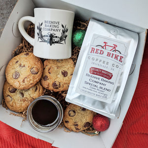 """Christmas Comfort"" Holiday Gift Box"
