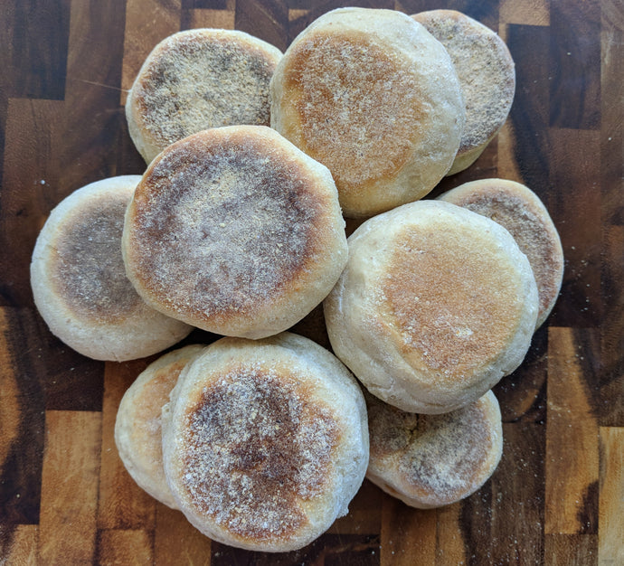 Sourdough English Muffins (6 Pack)