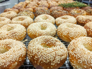 Bagel Packs (classic, everything, sesame, or rosemary)