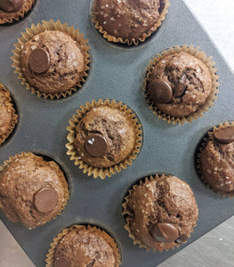 Double Chocolate Muffins (4 pack)