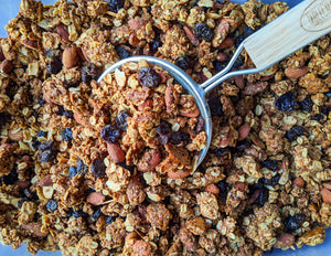Cherry Almond Granola