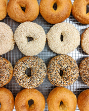 Load image into Gallery viewer, Bagel 6 Packs (multiple flavor options)