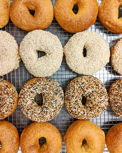 Bagel 6 Packs (multiple flavor options)