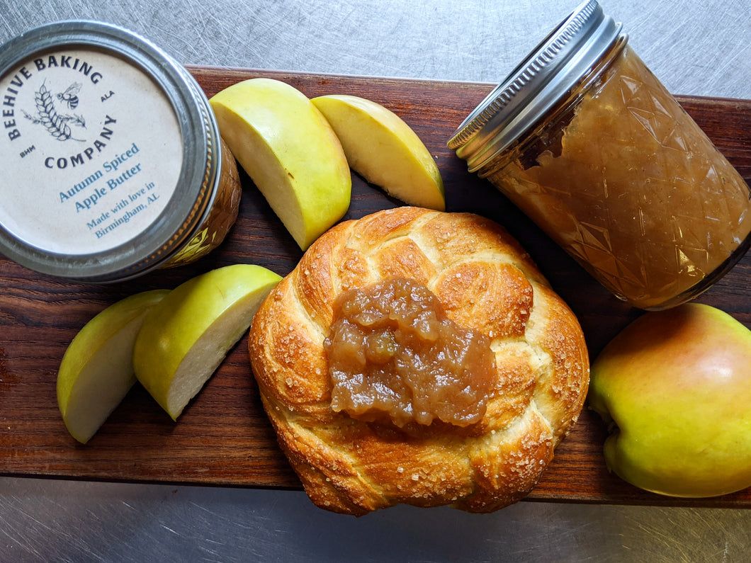 Autumn Spiced Apple Butter