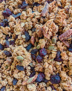 Maple Pecan & Pumpkin Granola