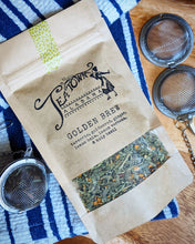 Load image into Gallery viewer, Golden Brew (Sinus Soother) -Loose leaf tea from Tea Town Alabama