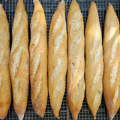 Sourdough French Baguette