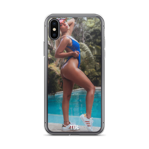 Poolside - iPhone Case