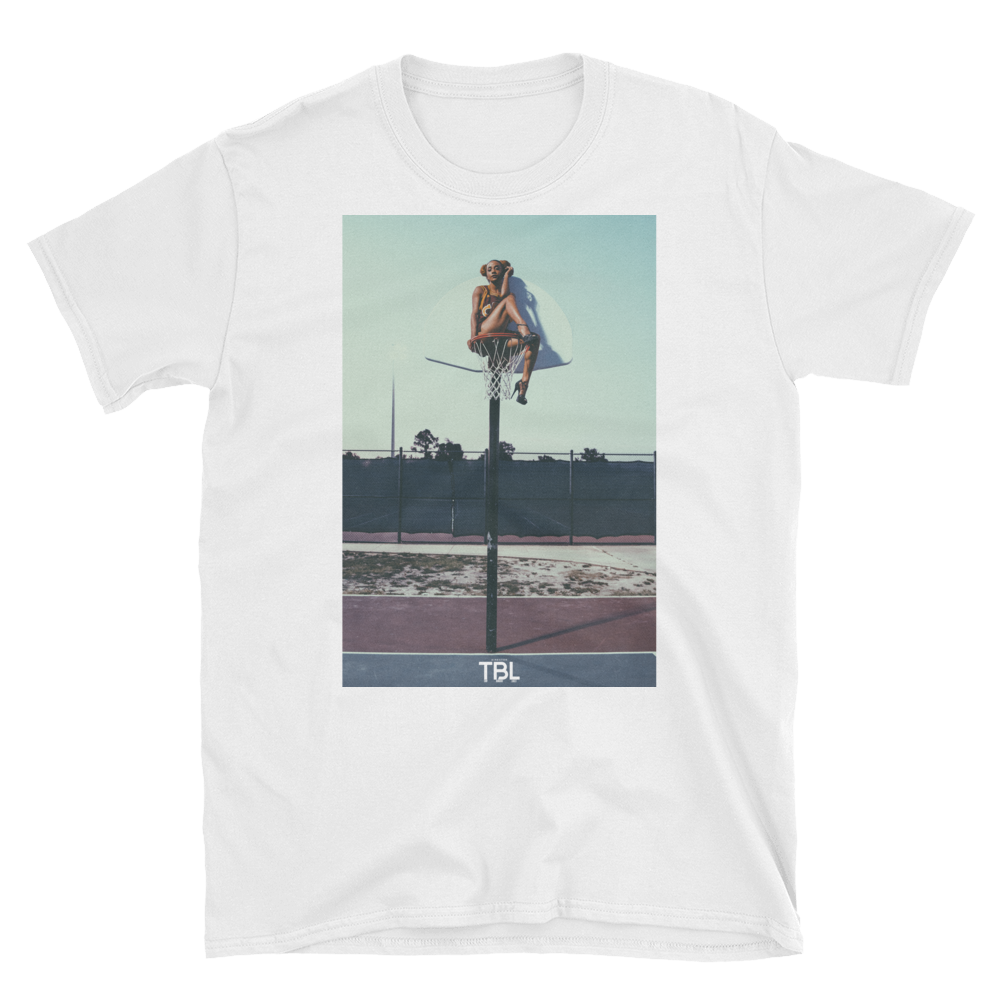 Court Side - Short-Sleeve Unisex T-Shirt