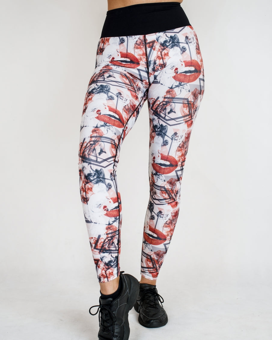 N°2 High-Waisted Leggings