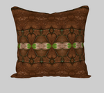 Purple Spotted Swallowtail Pillow Case