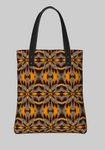 Five Bar Swordtail Butterfly Tote Bag