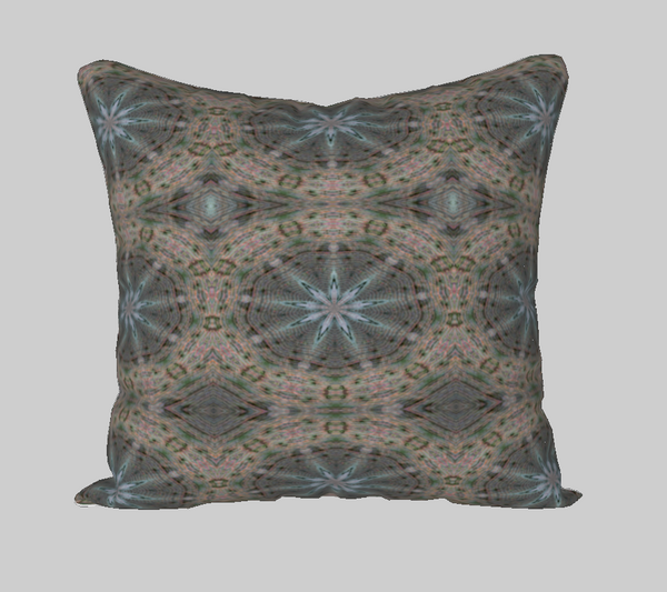 Forest Mother of Pearl Pillow Case