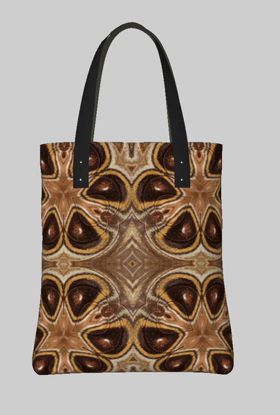 Giant Owl Butterfly 1 Tote Bag