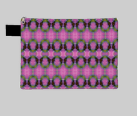 Purple Spotted Swallowtail 4 Carry-all Purse