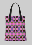 Purple Spotted Swallowtail 1 Tote Bag