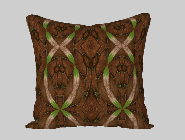 Purple Spotted Swallowtail 2 Pillow Case
