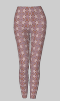 Sunset Moth Celtic Leggings
