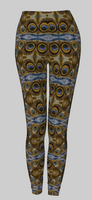 The Eyes Have It - Painted Lady Leggings