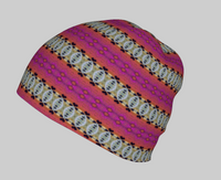 Heart Wing Sunset Beanie