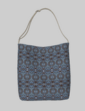 Crop Circles Sunset Day Tote