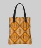 Leaf Mimic Butterfly Tote Bag
