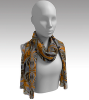 Painted Lady Long Scarf