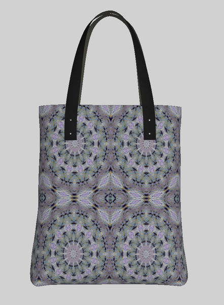 Gilded Compass Tote Bag