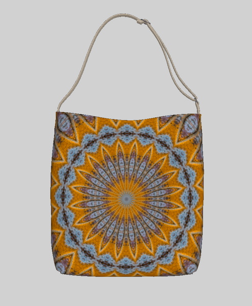 Painted Lady Butterfly 2 Day Tote