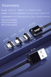 Magnetic Micro USB Cable For iPhone Samsung - Securgadget Store